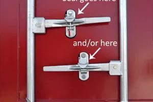 Sử dụng seal niêm phong container như thế nào đúng quy định?